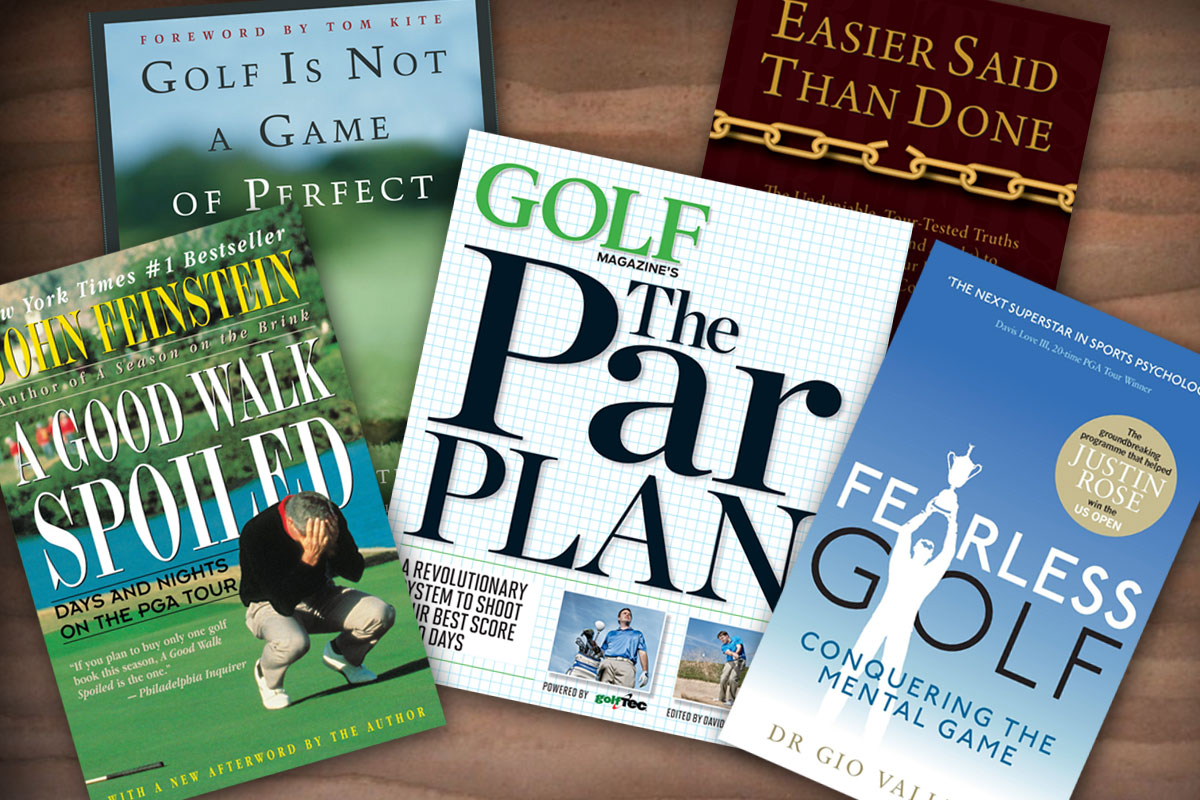 Golf Books To Read
