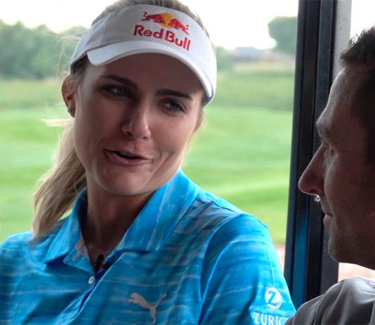 Speed Golf with Lexi Thompson