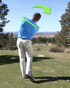 Staying in Posture- Right Tilt