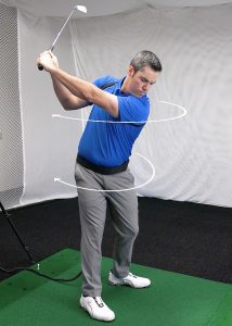 Add Distance with Increased Shoulder Turn- backswing