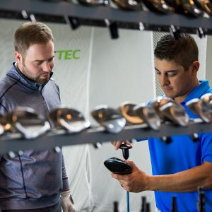 lessons before buying fitted golf clubs