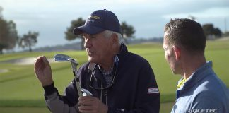 Bob Vokey wedge fitting- header image