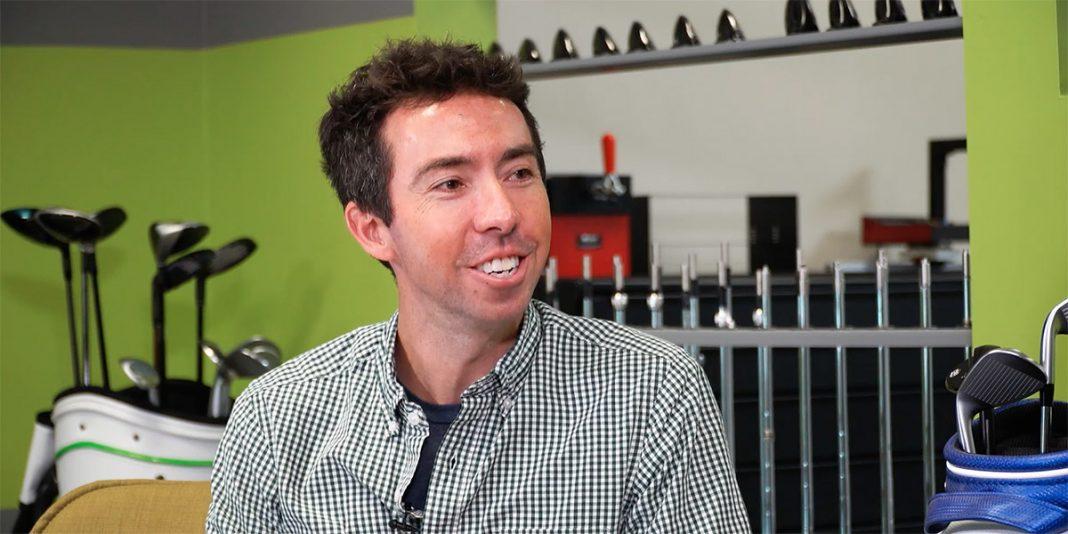 Chris Voshall on the Brooks Koepka Mizuno JPX Iron Plan