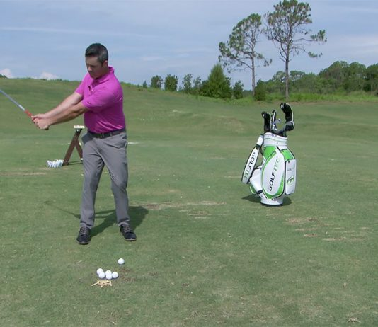 Controlling distance less than full swing- header image