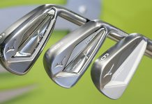 Review: Mizuno JPX 919 irons