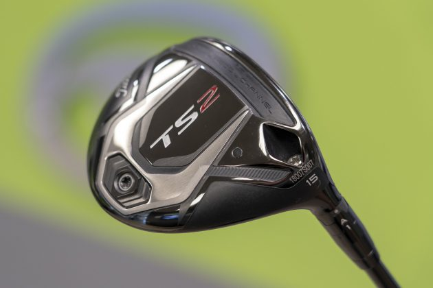 Titleist TS2 fairway metals