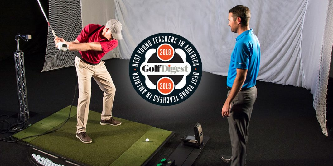 Golf Digest Best Young Teachers in America- Feature Image