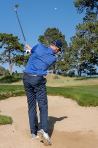 Control bunker shot distance with this drill