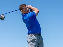 Add more distance off the tee with proper core power- feature image