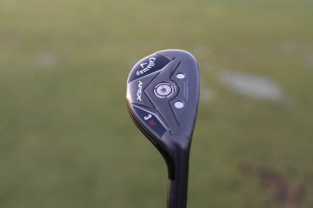 Callaway Apex irons review