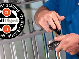 GOLFTEC Training Centers named 'Best Clubfitters' by Golf Digest- feature image