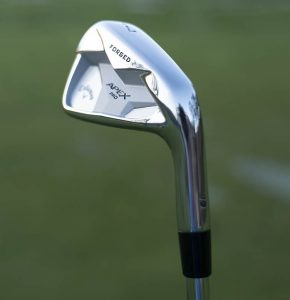 Review 2019 Callaway Apex Irons The Golftec Scramble