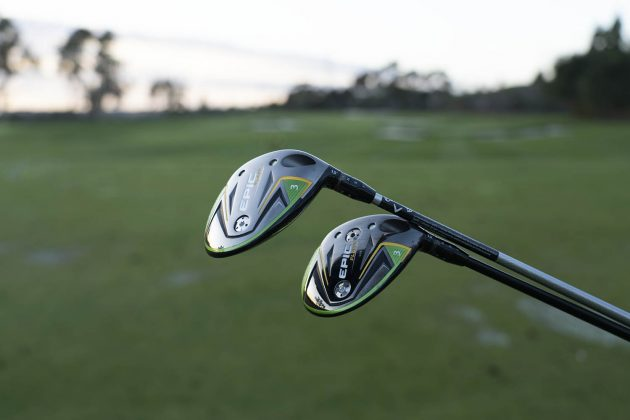 Callaway Epic Flash- driver woods review fairways group