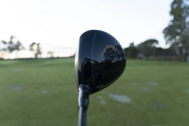 Callaway Epic Flash- driver wood review sub_zero 3-wood address
