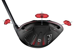 Ping G410 Plus Driver- weights