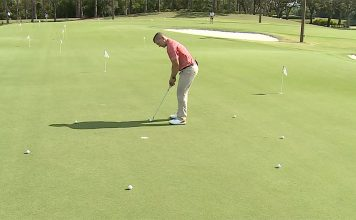 Get a better feel for the greens with this exercise- header
