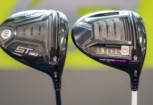 Mizuno ST190 and ST190G drivers and woods review