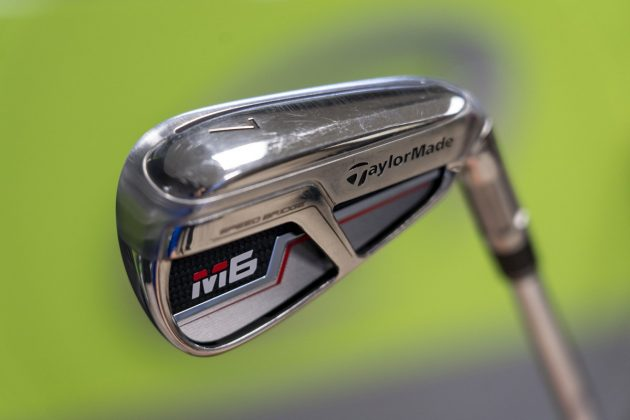 TaylorMade M6- iron qrt in-hand