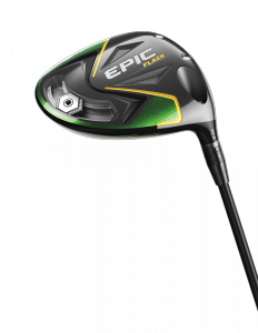 Callaway Epic Flash driver sole