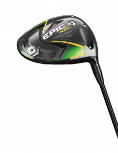 Callaway Epic Flash sub-zero driver sole
