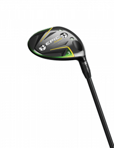 Callaway Epic Flash sub-zero fairway wood sole