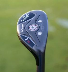 Callaway Apex- Hybrid Top_On Course