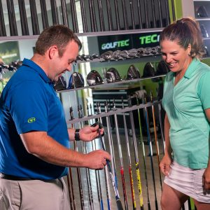 Do you have the right shaft in your driver- fitting