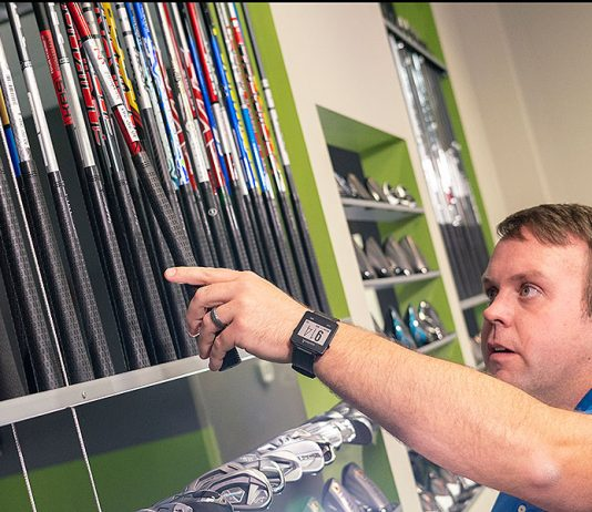 Do you have the right shaft in your driver- header