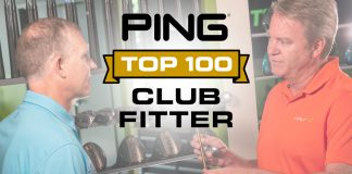 GOLFTEC Name to Ping's List of Top 100 Club Fitters- header image