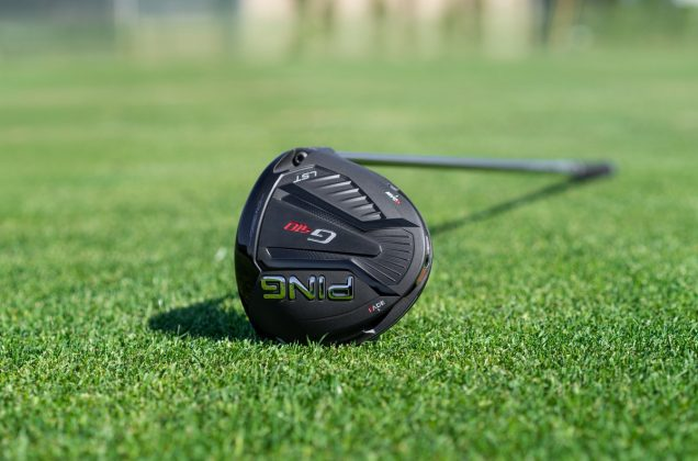 PING G410 LST driver- sole