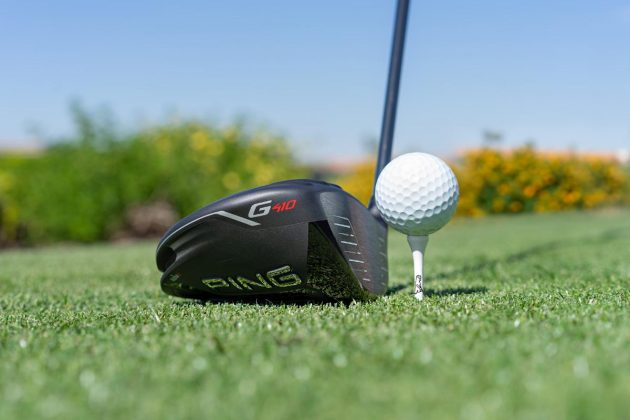 PING G410 LST driver- address