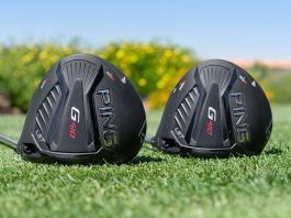 Overview PING G410 LST Driver- header