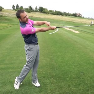 Still slicing? Here's how you can draw every shot- wrist