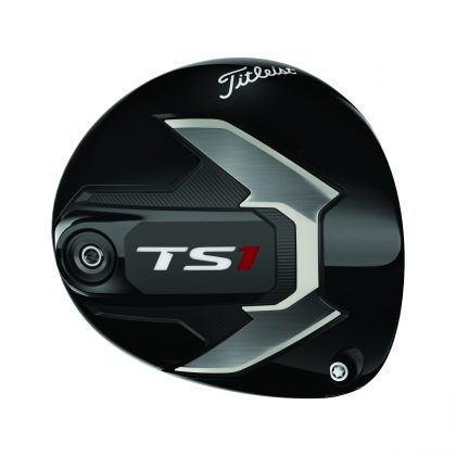 Titleist TS1 driver- sole