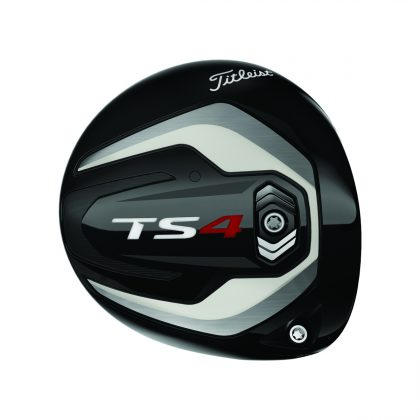 Titleist TS4 driver- sole