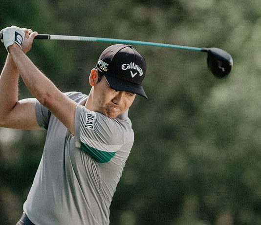 What's in the bag: Kevin Na header image