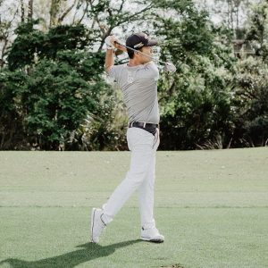 What's in the bag: Kevin Na