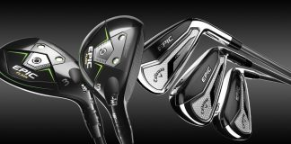 Callaway Epic Forged irons & Epic Flash hybrids- header