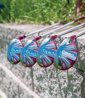 PING G Le2 woods