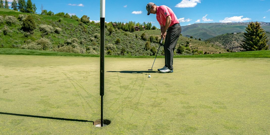 Make more putts by sharpening up your green reading- header