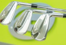 Mizuno MP 20 irons- header