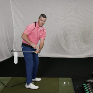 Turn your slice into a draw with these quick tips- clubface down