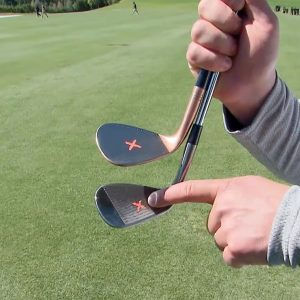 What's the deal with hi toe wedges and can they help your game? - COG comp