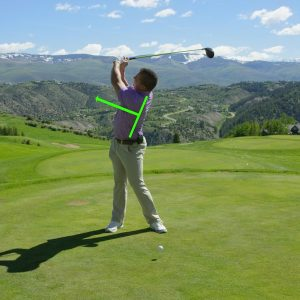 Start hitting bombs with your driver ASAP!- good position