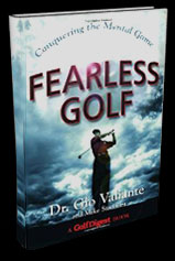 Fearless Golf by Gio Valiante
