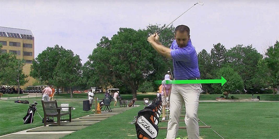 Golf Lesson Series SwingTRU Motion Study common problems main