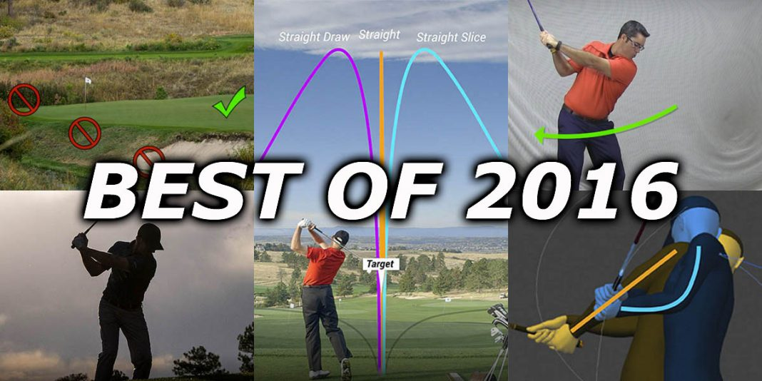 Best of 2016: Top 5 golf instruction articles on the GolfTEC Scramble