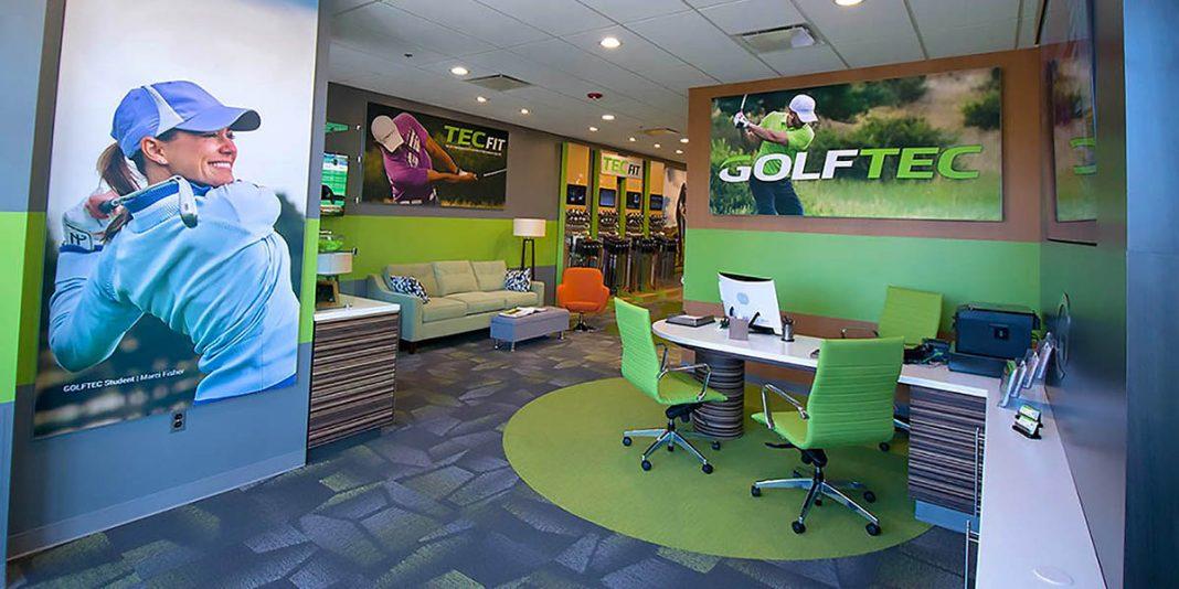 GOLFTEC rebranding unveiled