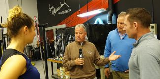 Q&A with Sean Toulon of Odyssey Golf and Toulon Design