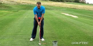 Better iron contact can equal a better golf game- header